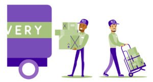 Arlan delivery guys graphic
