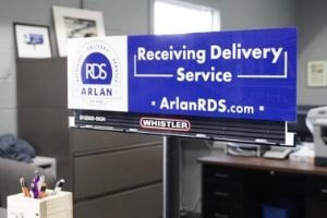 Arlan Front Office